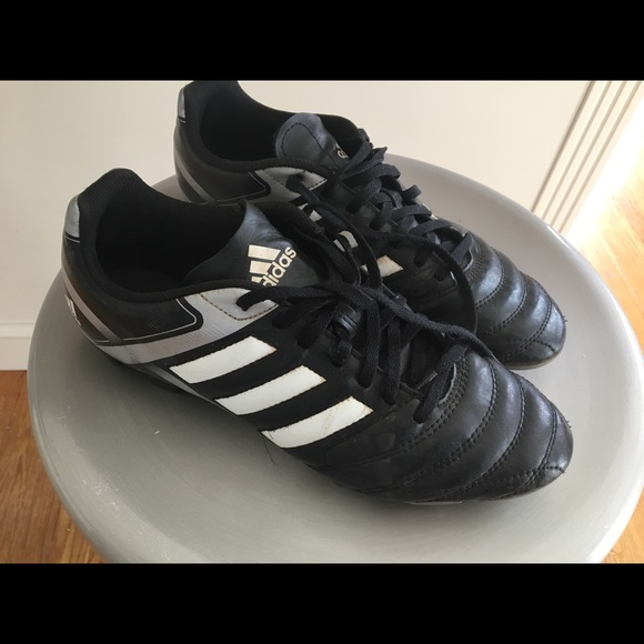 adidas Other - Adidas soccer cleats leather men's 8 1/2